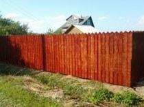 строить забор, ограждение город Искитим