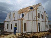 каркасное строительство домов Искитим