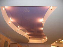 Ремонт и отделка потолков в Искитиме. Натяжные потолки, пластиковые потолки, навесные потолки, потолки из гипсокартона монтаж